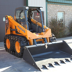 mustang skid steer ott tracks