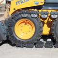 Steel OTT Tracks On Skid Steer