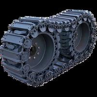 10 Inch Prowler Fusion Steel OTT Tracks