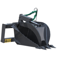 Extreme Duty Stump Grapple Bucket