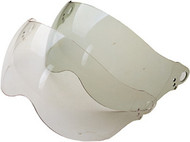 HCI 15 3/4 Open visor Face Replacement Shield