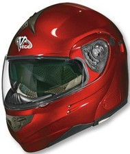 VEGA Summit 3.0 Modular Helmet Candy Red