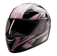 HCI 75 Full Face Helmet Pink Blade