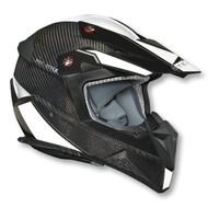 VEGA Stealth Flyte Off Road Helmet Carbon Fiber Pro-Style
