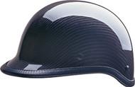HCI 105 Polo Style Half Helmet Carbon Fiber