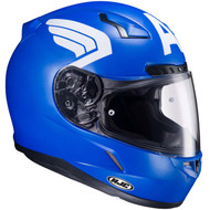 HJC CL-17 Marvel Captain America MC-2F Helmet