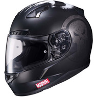 HJC CL-17 Marvel Punisher MC-5F Helmet