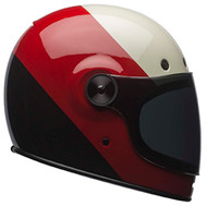 Bell Bullitt Triple Threat Red/Black Helmet