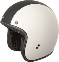 Fly Racing .38 Racer Helmet Matte White