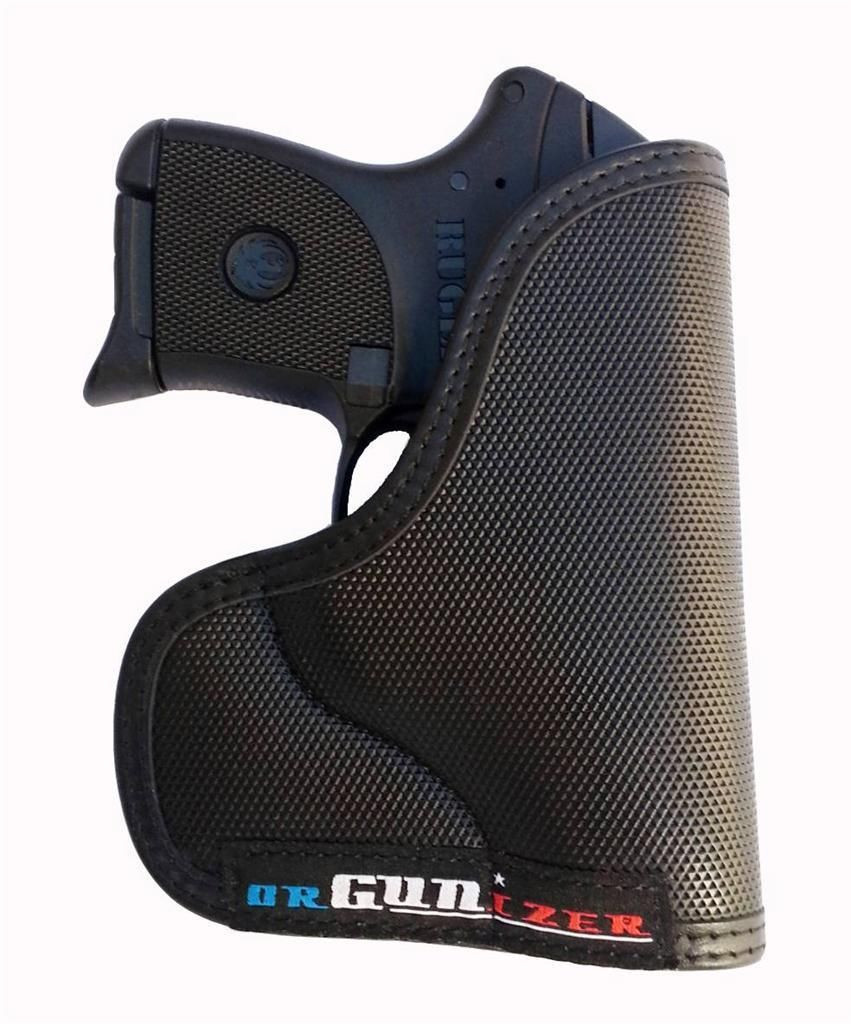 Ruger 380 Lcp Wallet Holsters Ruger Lcp 380 w / Crimson