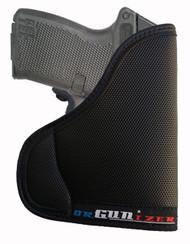 Kel-Tec P32 w/Crimson Trace LG-430 Laserguard Ambidextrous orGUNizer Pocket Holster by Garrison Grip (C )