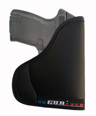 Kel-Tec P3AT 380 Ambidextrous orGUNizer Pocket Holster by Garrison Grip (A)