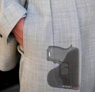 Diamondback DB380 ACP w/ CTC Laserguard Ambidextrous Custom Fit Leather Trimmed orGUNizer Pocket Holster by Garrison Grip (C )