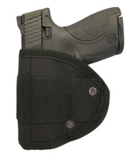 Inside Waistband Poly Sling Holster Fits Smith & Wesson M&P Shield 40 Caliber IWB M3