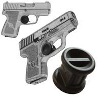 Trigger Stop Holster Fits Kahr CM40 40 & All Other Kahr Black
