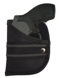 "Woven Poly Pocket Holster Fits Smith & Wesson ""J"" Small Frame Revolver (W2)"