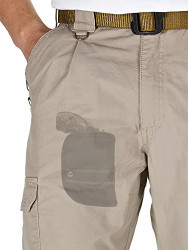 Smith & Wesson Bodyguard Revolver Custom Fit Comfort Designed Woven Poly Pocket Holster WPH (W2)