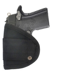 Inside Waistband Poly Sling Holster Fits Colt Mustang PLite 380 IWB (S1)