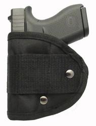 Inside Waistband Poly Sling Holster Fits Glock 42 Viridian Laser IWB (MLV)