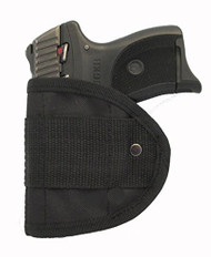 Inside Waistband Poly Sling Holster Fits Ruger LC9 9mm with Lasermax IWB (ML1)