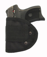 Inside Waistband Poly Sling Holster Fits Ruger LC9 9mm with C Trace Laser IWB (ML1)