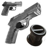 Trigger Stop Holster Fits Kel-Tec PF-9 9mm Black s22