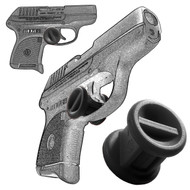 Trigger Stop Holster Fits Ruger LCP 380 Black s18