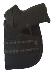 Woven Poly Pocket Holster Fits Kel-Tec PF-9 (W2)
