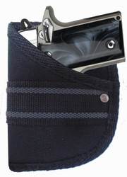 Woven Poly Pocket Holster Fits Sig Sauer P290 with or with o Laser (W2)