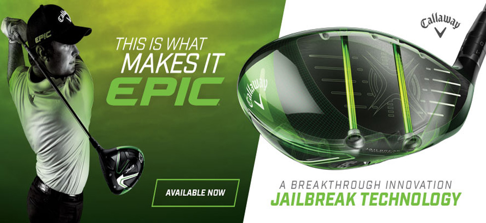 Callaway Epic Drivers now available