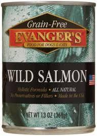 Evanger's Wild Salmon Grain Free Food
