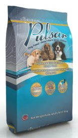 Pulsar Fish Formula Grain-Free Dry Dog Food