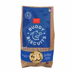 Cloudstar Buddy Biscuit Oven Baked Bacon & Cheese Treats