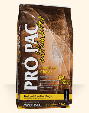 Pro Pac Ultimates Grain Free Heartland Choice