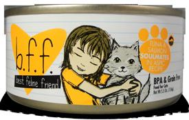 Wervua BFF Tuna & Salmon Soulmates Recipe (in Aspic)