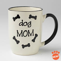 Petrageous Dog Mom Mug 24 oz.