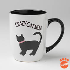 Petrageous Crazy Cat Mom 24 oz.