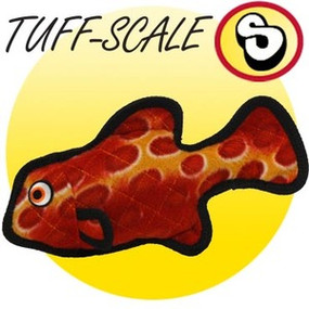 VIP Tuffy Ocean Creature Fish Red