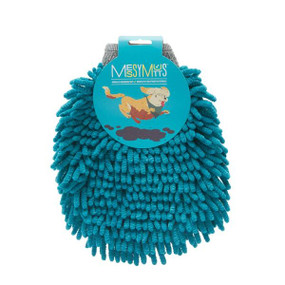 Messy Mutts Microfiber Grooming Mitt