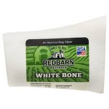 "Redbarn White Bone 3"" Small"