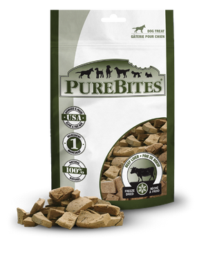 PureBites Freeze Dried Beef Treats 4.2 oz