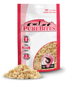 PureBites Freeze Dried Shrimp Treats .28 oz