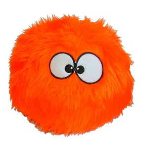 Quaker Pet Furballz Orange Small