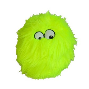 Quaker Pet Furballz Yellow Large