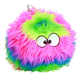 Quaker Pet Furballz Rainbow Large