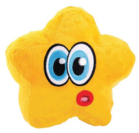 Quaker Pet Starfish Yellow Large