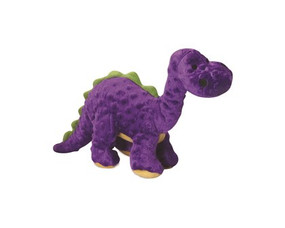 Quaker Pet Just For Me Purple Bruto Dino Mini