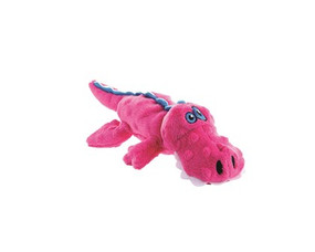 Quaker Pet Just For Me Pink Gator Mini