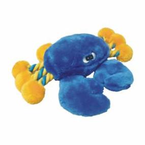 "PetLou Plushy Crab 8"""