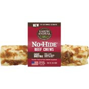 "Earth Animal No-Hide Beef 7"" Chew"